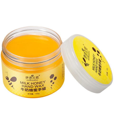 Milk And Honey Hand Mask