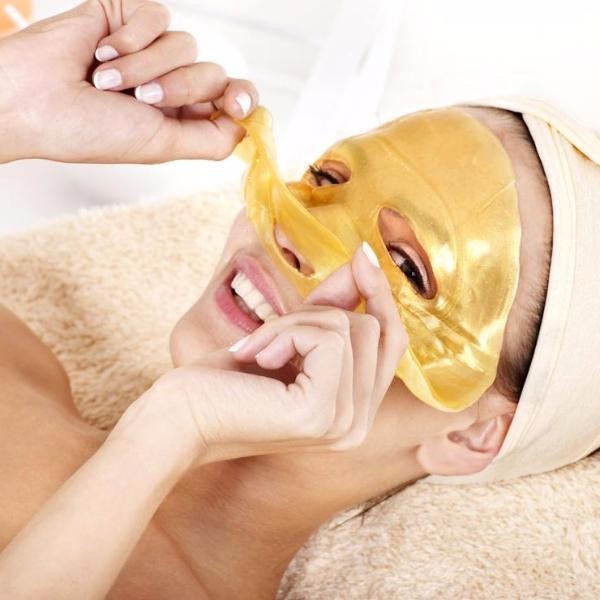 Crystal Collagen Gold Facial Mask Sheet