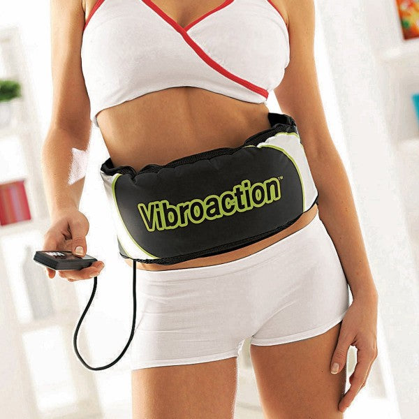 Vibroaction Vibrating Slimming Belt