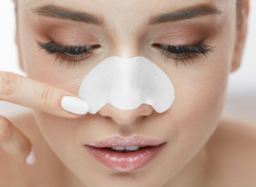 Silk Nose Mask Oil Control Strips