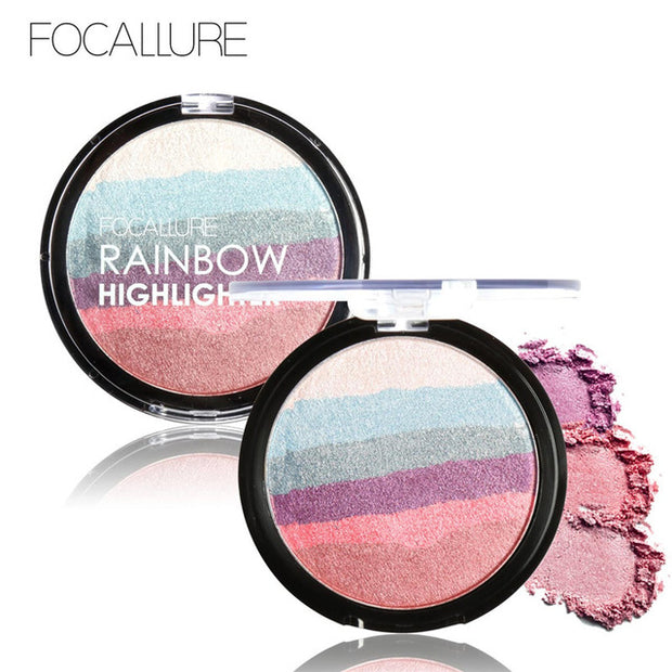 Focallure Rainbow Highlighter #2