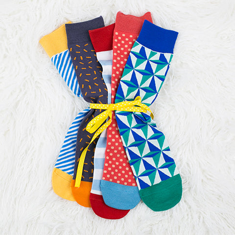 Pattern Socks Example