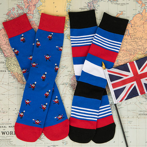 sock of the month club around the world