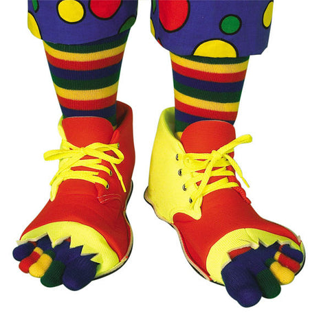 Clown Costume with Socks