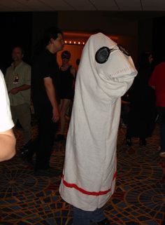 Giant Sock Costume