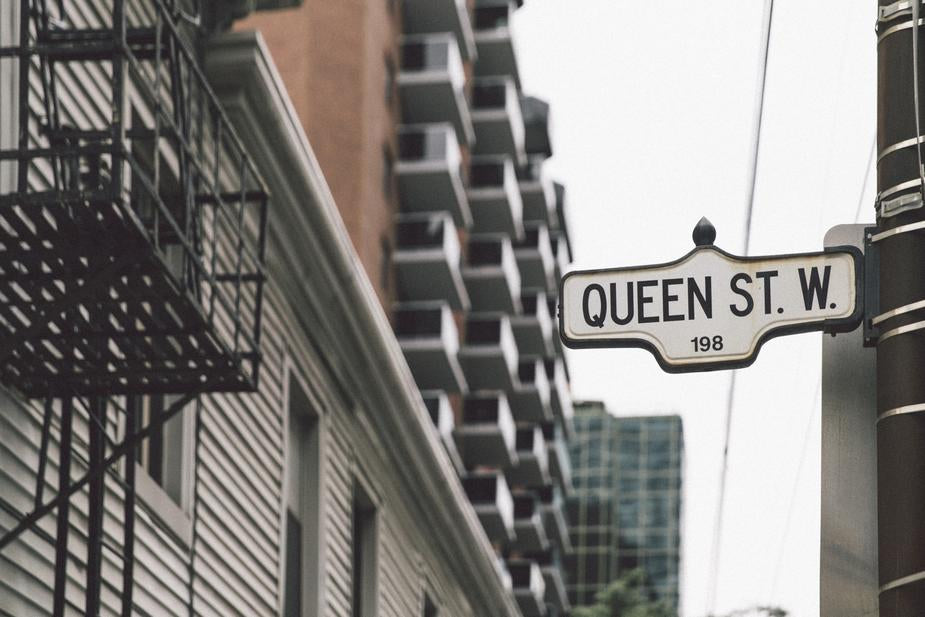 Queen Street in sock subscription