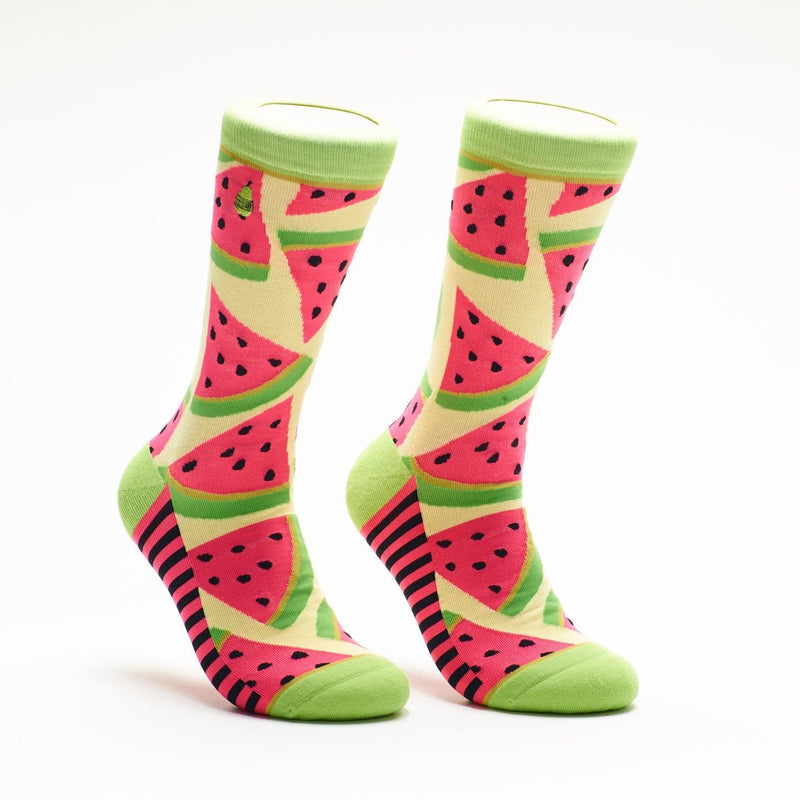 One in a Melon fun sock