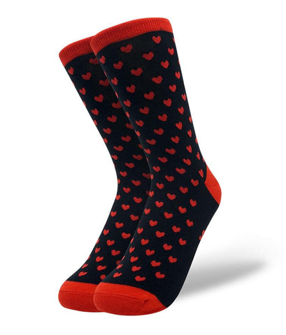 Heart Socks Photo