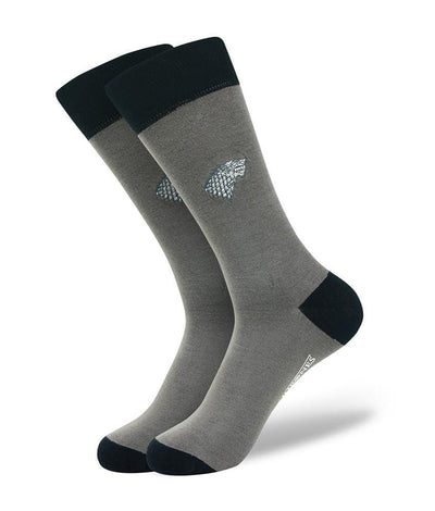 Stark Soft Bamboo Socks HBO Game of Thrones