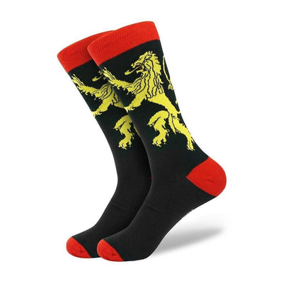 Lannister Comfortable Cotton Socks HBO Game of Thrones