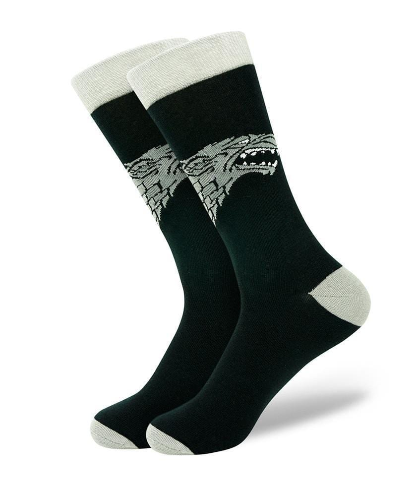 Stark Comfortable Cotton Socks HBO Game of Thrones