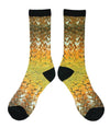 Dragon scales Sublimated Socks HBO Game of Thrones