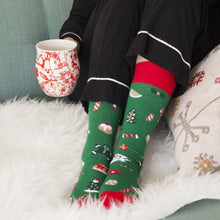 Load image into Gallery viewer, Sweet Christmas Socks