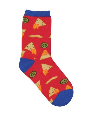 Kid's Nacho Business fun sock