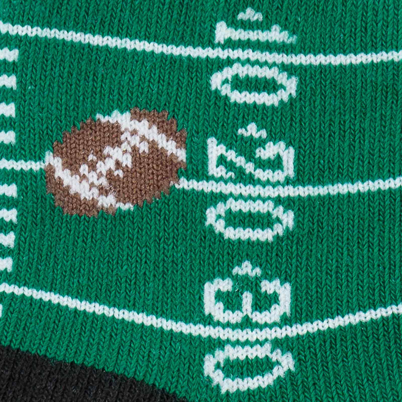 Kid's Touchdown fun sock
