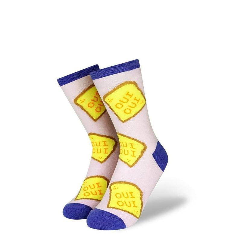 French Toast fun sock