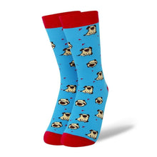 Load image into Gallery viewer, Pugs Kids Socks Bokkie