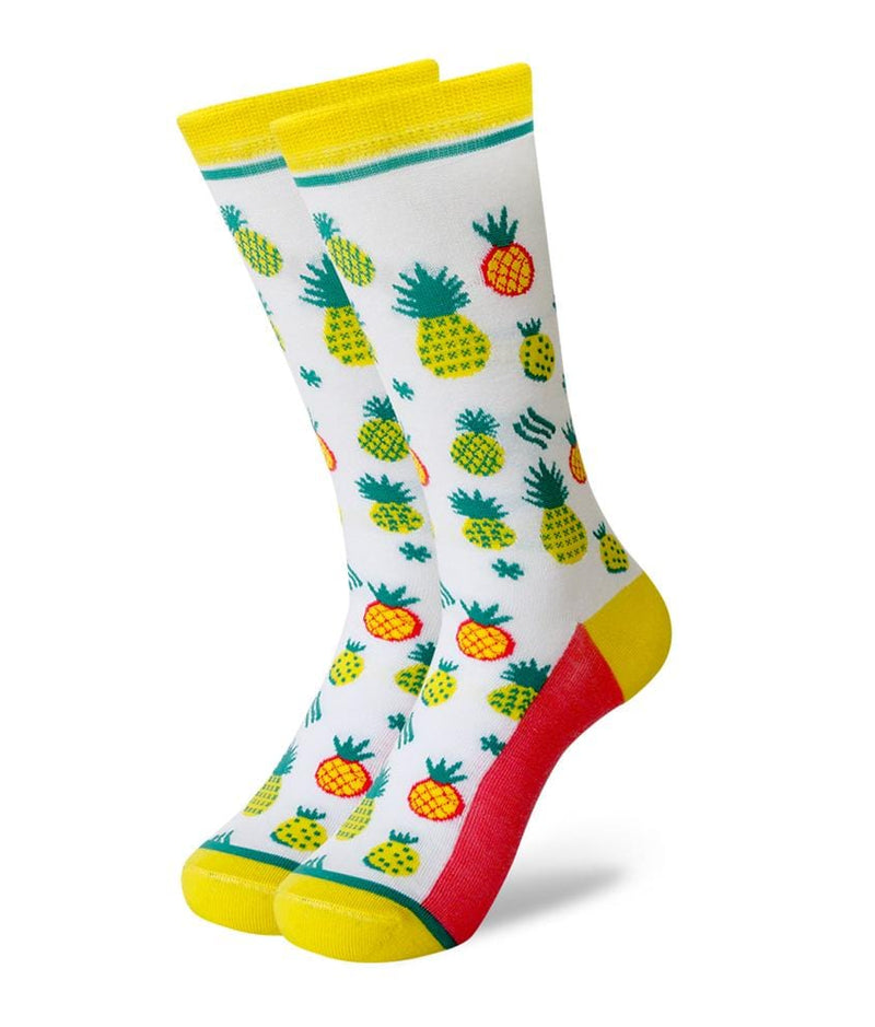 Fine Apple fun sock