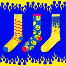 Load image into Gallery viewer, Pablo Rochat x Say it with a Sock Socks