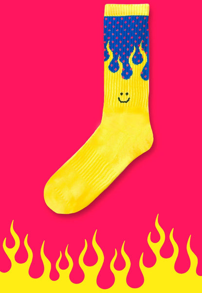 Pablo Rochat x Say it with a Sock Socks