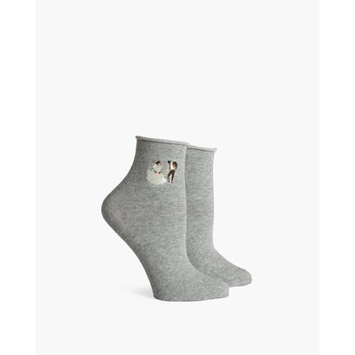 Dancer Sock by Richer Poorer