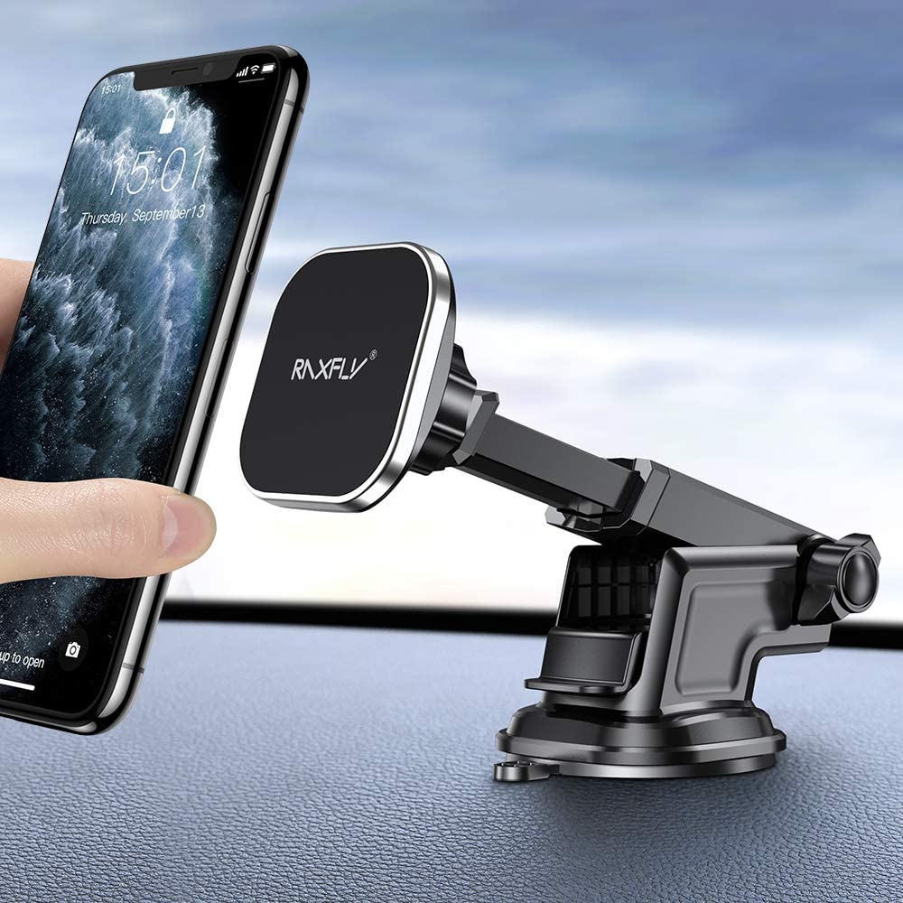 (BUY TWO FREE SHIPPING)RAXFLY 8 N52 Dashboard Windshield Magnetic Car Phone Mount - raxflyshop