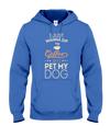 Sip Coffee & Pet My Dog Hoodie