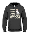 Sorry, I can't. I have plans with my dog Hoodie