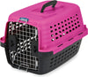 Petmate Inc-Carriers-- Hot Pink/black 24 In