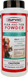 Durvet-Flea And Tick D-8 Ounce