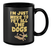 Pet All The Dogs Mug