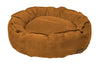 Nest Bed - Small-saddle Suede