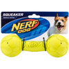 "Nerf Squeak Barbell Chew 7""""-green"
