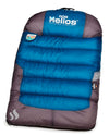 Helios Trail-barker Multi-surface Travel Dog Bed Featuring Blackshark Technology