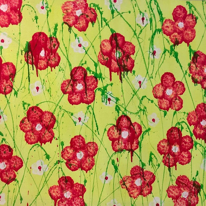 Flowers Painting 4