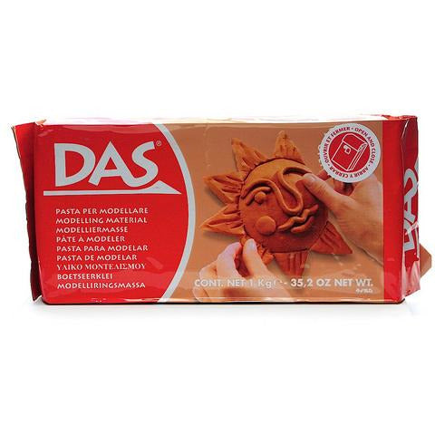 Das Air Hardening Modeling Clay