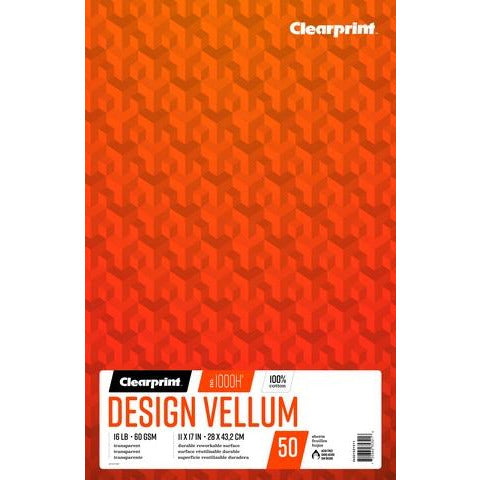 Clearprint Design Vellum Pads