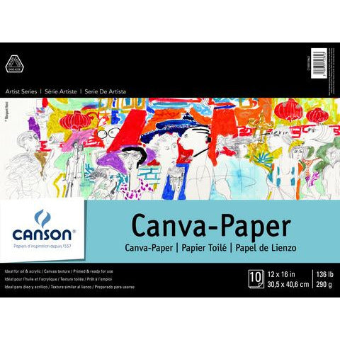 Canson Canva-Paper Pads