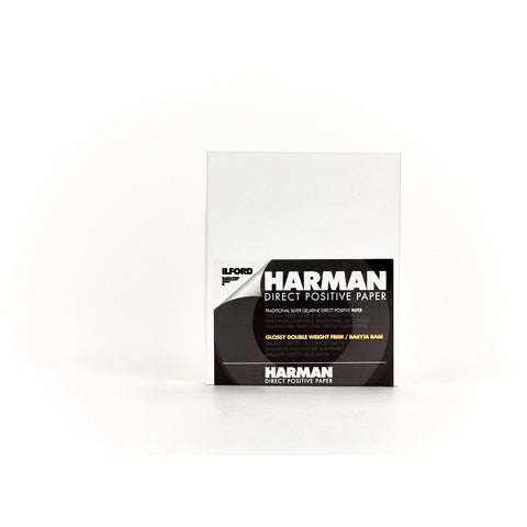 Harman Direct Positive Fiber Based Paper