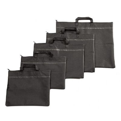 Prestige Student Series Black Soft-Sided Portfolio