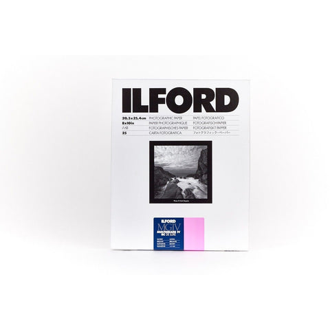 Ilford Multigrade IV RC DeLuxe Paper (Glossy)