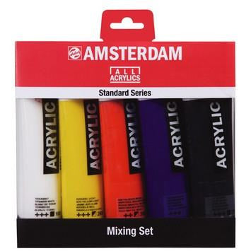 Royal Talens Amsterdam Standard Series Acrylic Paint Sets