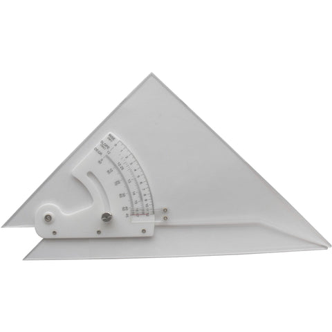 Pacific Arc Professional Adjustable Triangle