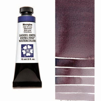 Daniel Smith Extra Fine Watercolor Tubes (Purple Colors)