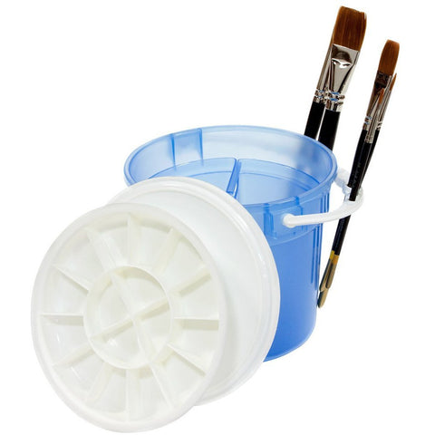 Jack Richeson Plastic Brush Basin