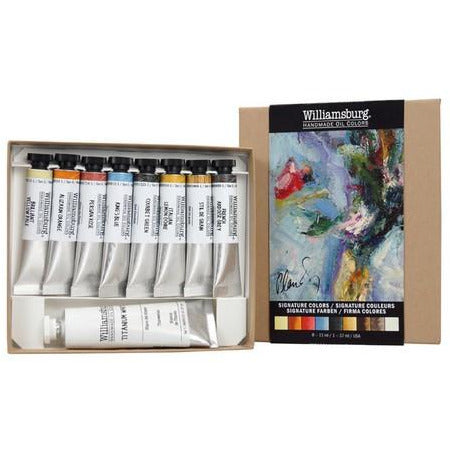 Williamsburg Handmade Oil Color Sets