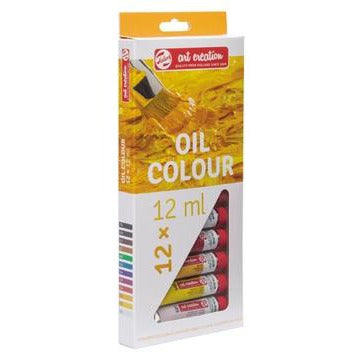 Art Creation Oil Colour Sets