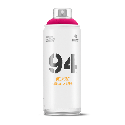 MTN 94 Spray Cans (Red Colors)