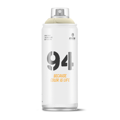 MTN 94 Spray Cans (White Colors)