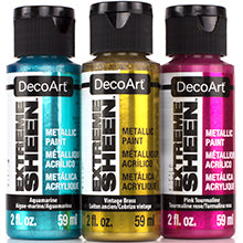 DecoArt Extreme Sheen Metallic Acrylics